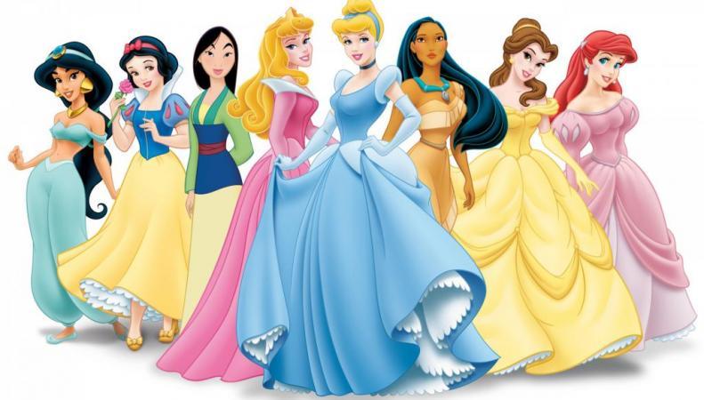 Дизайнер вдохновился принцессами Диснея