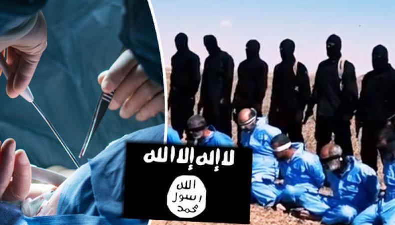 Бывший пленный рассказал о зверствах врачей ИГИЛ