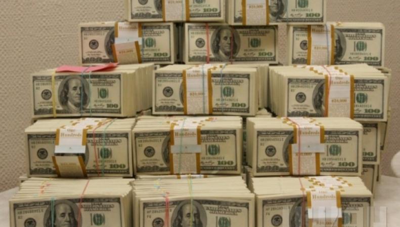 доллары