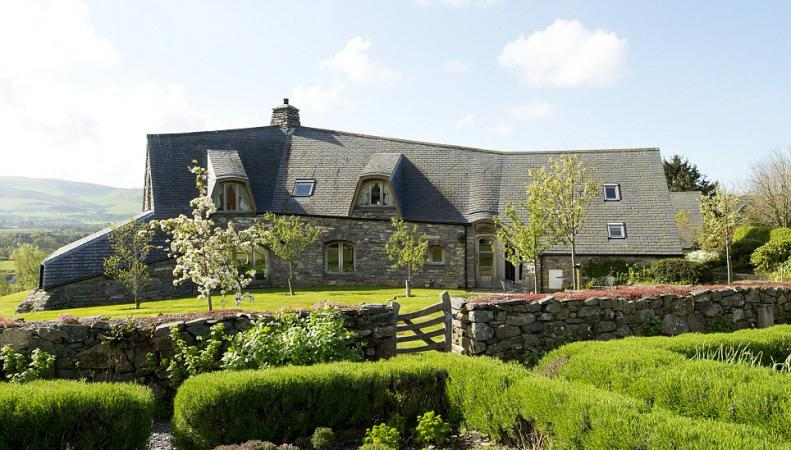 Дом хоббита в Уэльсе