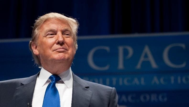 Дональд Трамп хочет быть президентом США