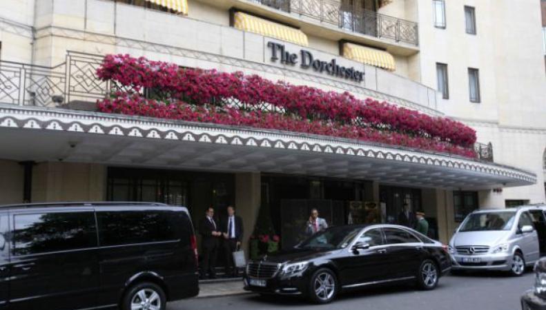 отель Dorchester