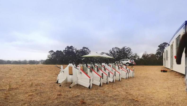 Беспилотные летательные аппараты Google