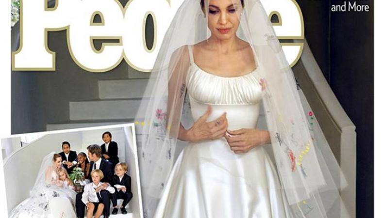 актриса Анджелина Джоли