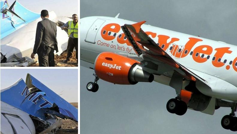 Европейские компании изучают вопрос безопасности полётов над Египтом
