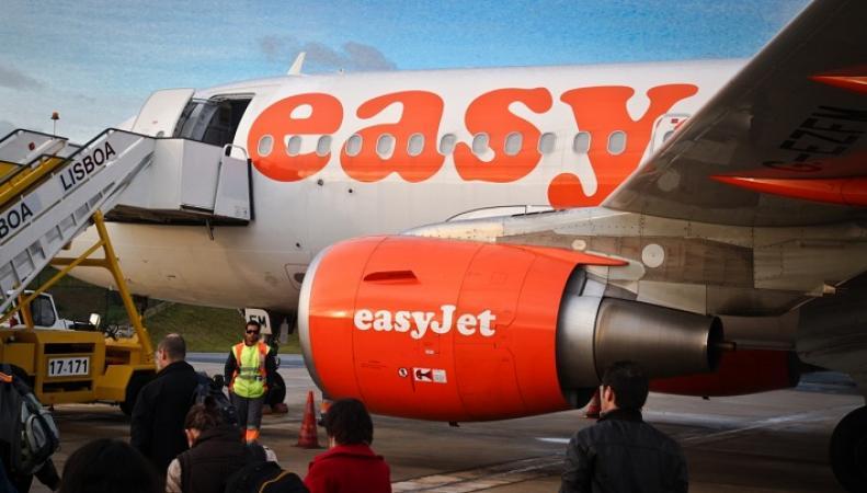 Арабские граффити на топливных баках самолетов EasyJet напугали британцев