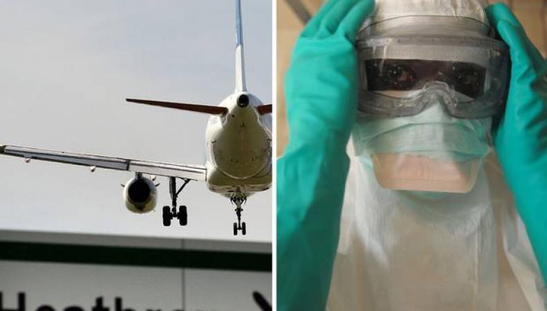 Эбола в Великобритании
