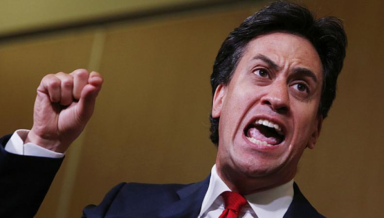 Милибанд: Британия теряет свое мировое влияние