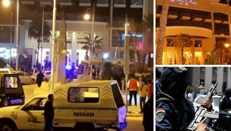 СМИ: террористы в Хургаде охотились на российских туристов