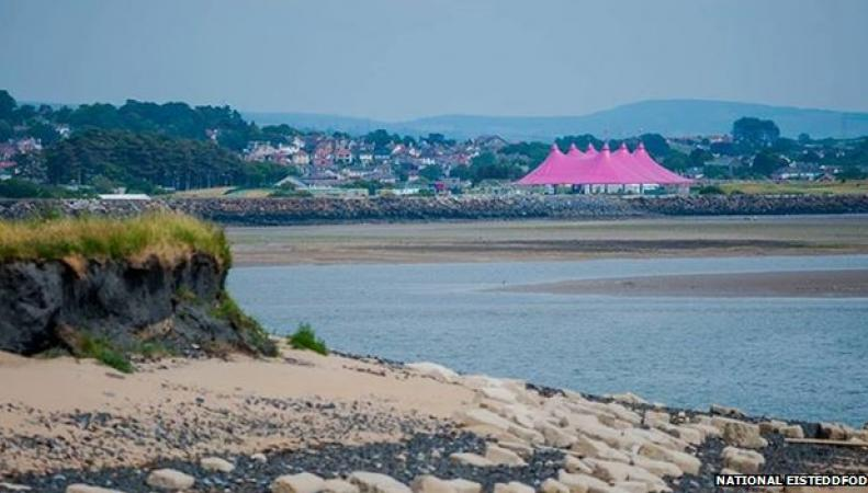 национальный фестиваль в Уэльсе