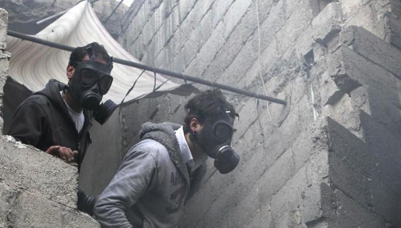 Британские и американские эксперты расследуют заявления о химатаках в Сирии