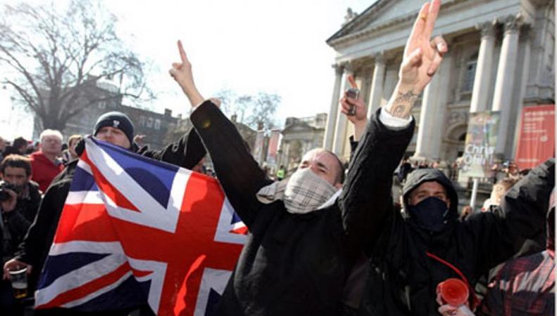 """""""ЕС – рассадник террористов и фашистов"""", – министр юстиции Британии"""