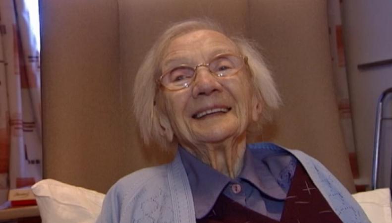 109-летняя шотландка поделилась рецептом долголетия