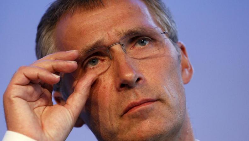 Столтенберг: НАТО учениями предупреждает Россию