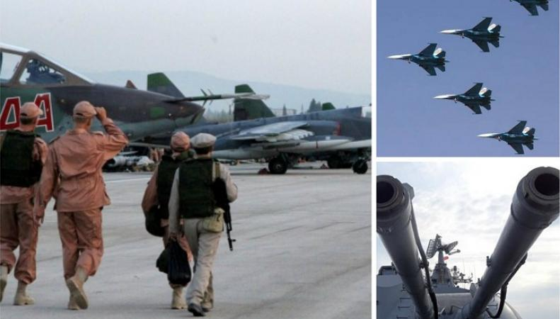 Сирийская военная компания помогает Росси продавать оружие
