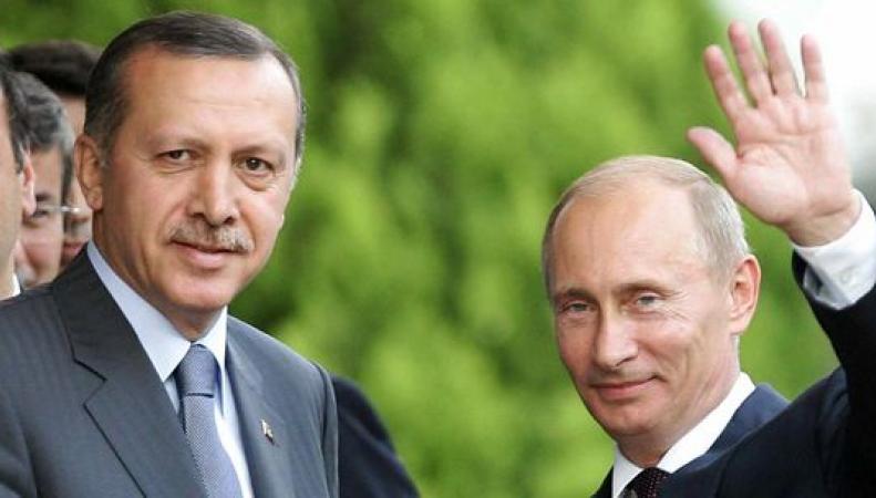 Россия и Турция увеличат поставки газа по «Голубому потоку»