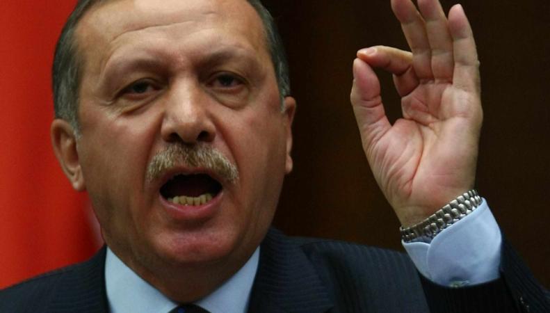 Реджеп Эрдоган отказался лично общаться с Бараком Обамой