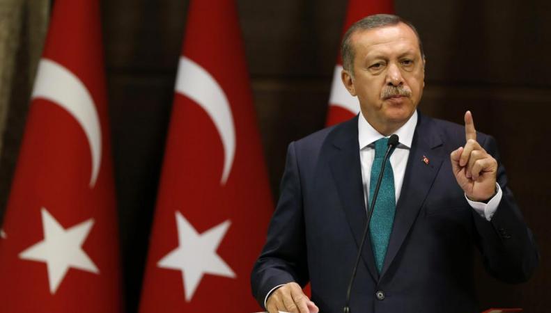 Эрдоган сделал громкие заявления
