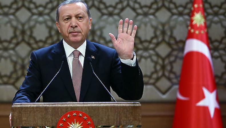 Эрдоган готов уйти в отставку