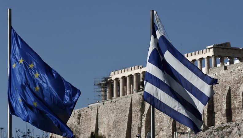 Великобритания боится выхода Греции из Еврозоны