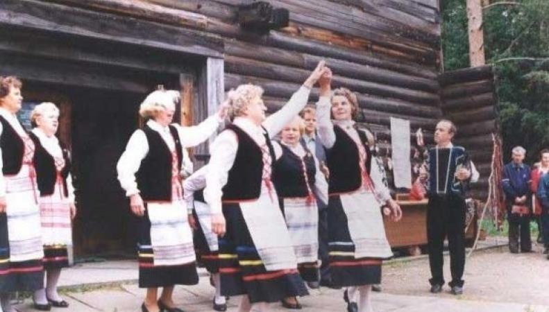 Финны-Ингерманландцы