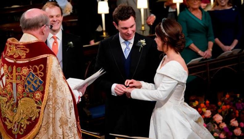 бракосочетание принцессы Евгении