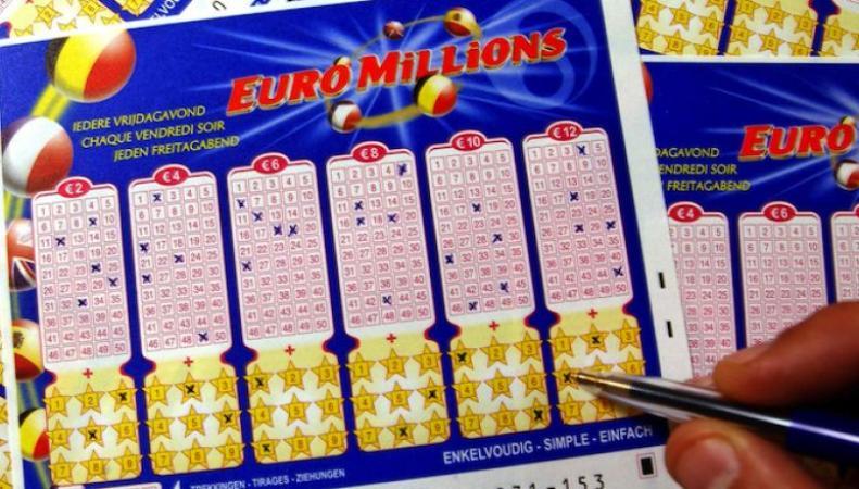 Розыгрыш лотереи Euro Millions