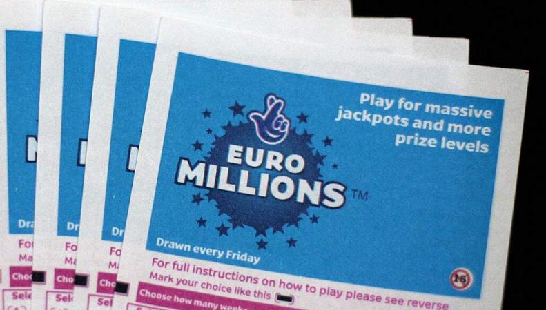 билеты Euro Millions