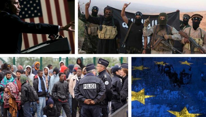 Военный эксперт: Европу ждут потрясения и нападки ИГИЛ