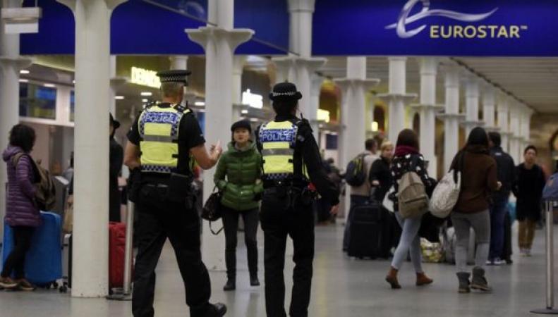 Транспортное сообщение между Парижем и Лондоном страдает из-за терактов