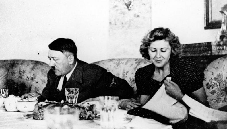 Британские ученые нашли еврейские корни в ДНК жены Гитлера