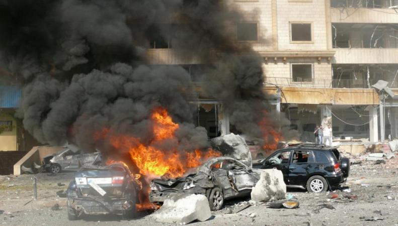 В Кабуле погибли военнослужащие и мирные жители