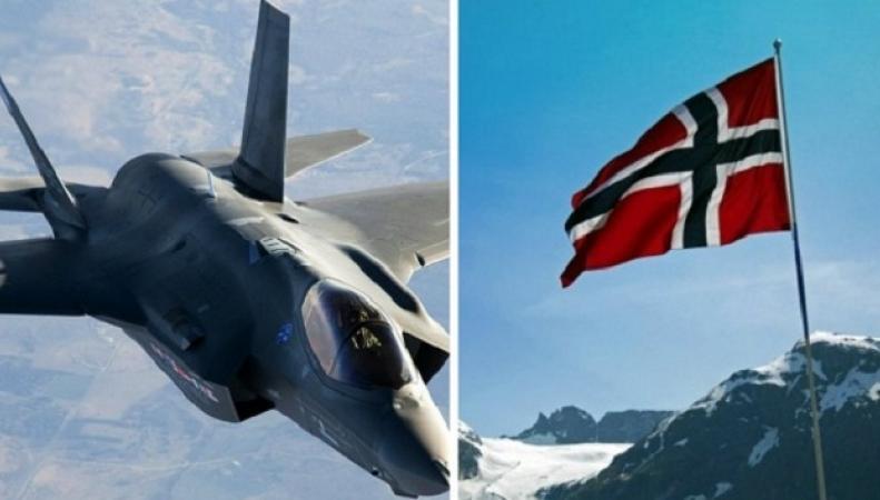 Норвегия покупает у США новые военные самолеты