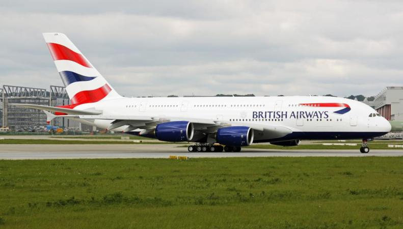 A380 British Airways