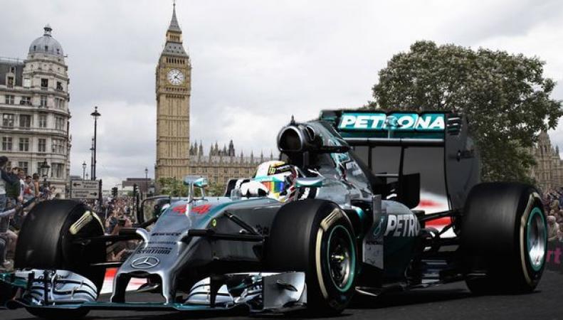 Formula 1 в Лондоне