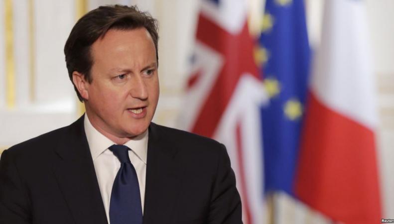 Кэмерон призвал безотлагательно расследовать причины крушения Boeing-777