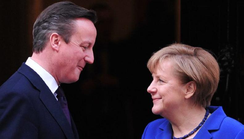 Меркель изменит ЕС ради Британии