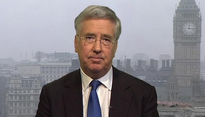 """Великобритания заявила о решительных мерах против """"российской агрессии"""""""