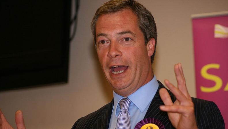 Партия независимости Соединенного Королевства победила на выборах в ЕП