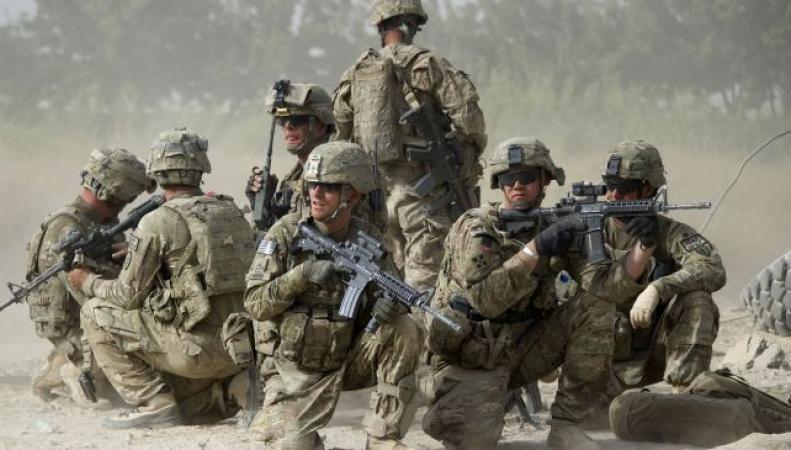 США признали своих военных в Сомали