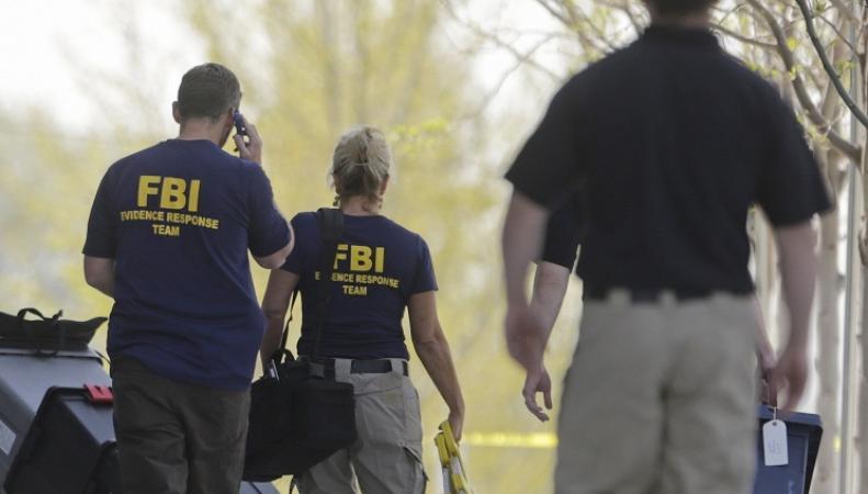 Федеральное Бюро Расследований США