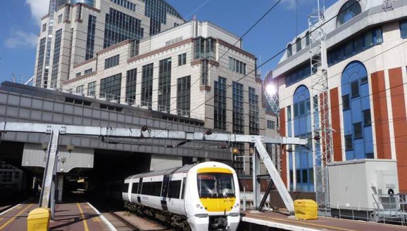 станция Фенчерч-стрит