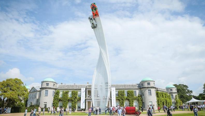 «КАМАЗ-Мастер» принял участие в Фестивале скорости в Великобритании