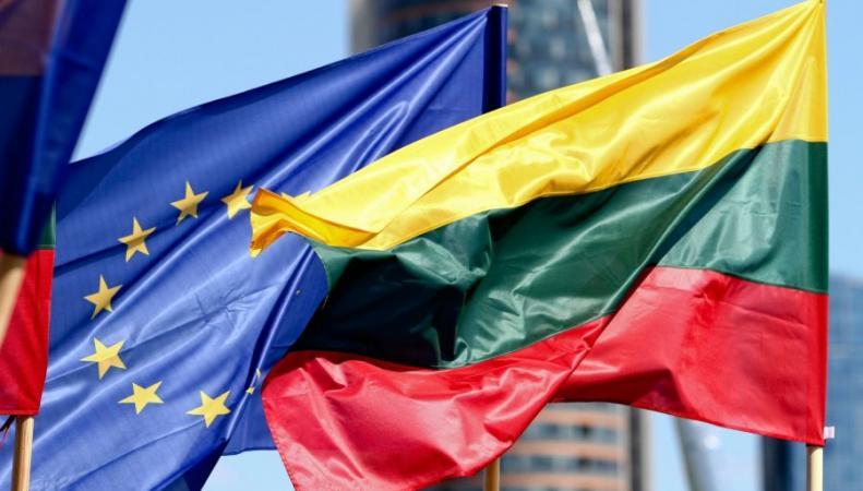 Литва с 2015 года присоединится к зоне единой европейской валюты