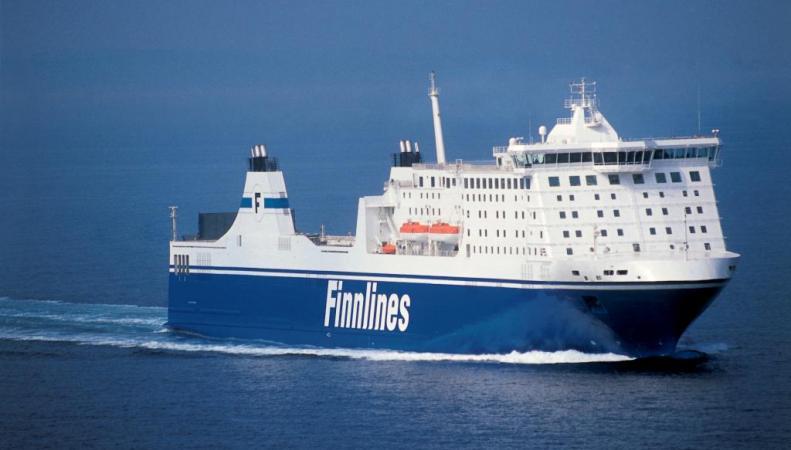 Корабль компании Finnlines, архивное фото: Finnlines