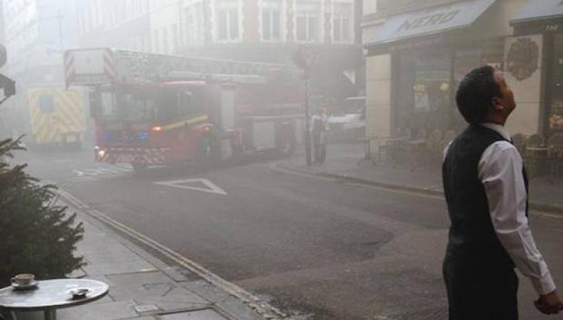 Пожар на Фрит-стрит