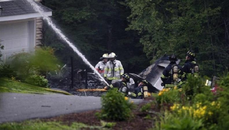 В катастрофе самолета в Массачусетсе погибли три человека