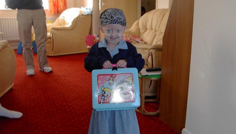 В Великобритании скончалась 17-летняя девушка с телом 104-летней старушки