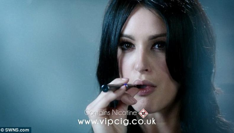 Реклама электронных сигарет
