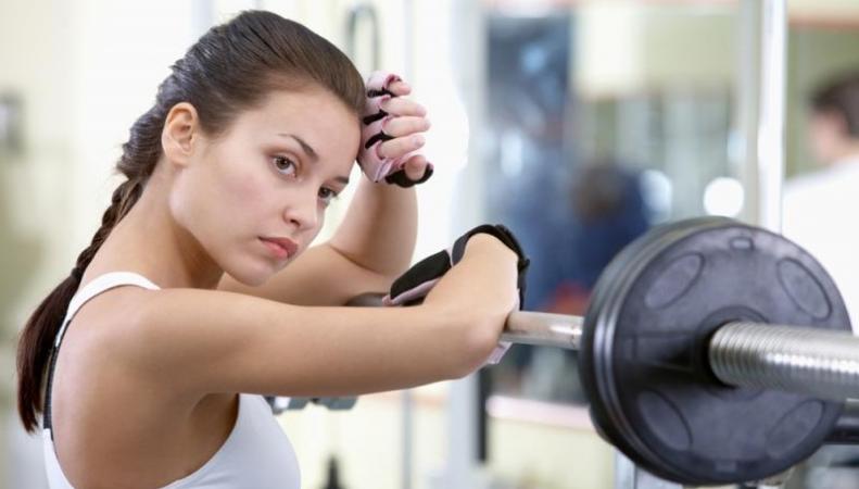 изнурительный фитнес